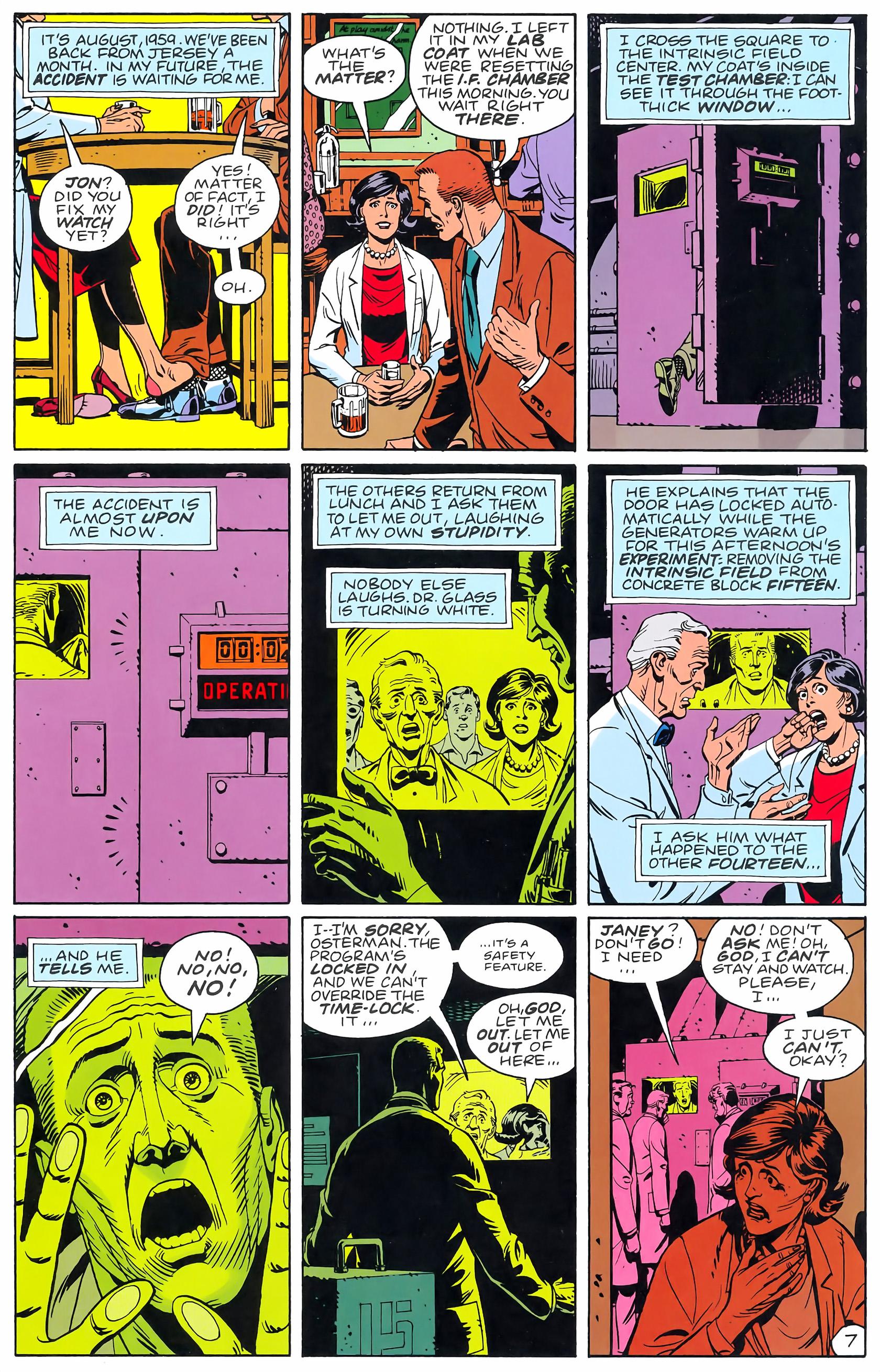 Watchmen (1986) issue 4 - Page 9