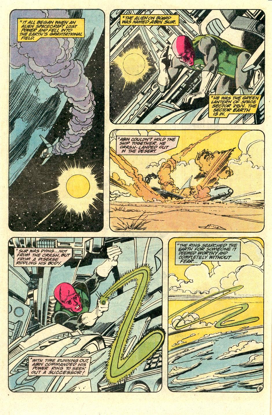 Read online Secret Origins (1986) comic -  Issue #36 - 9