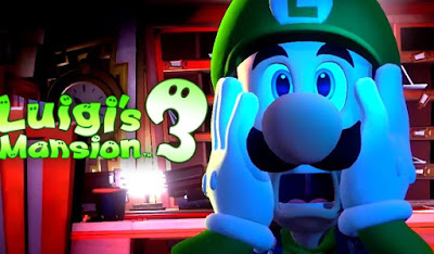 Luigi's mansion 3 PPSSPP ISO For Android