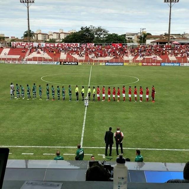 Vila Nova vence, mas o futebol apresentado não convence