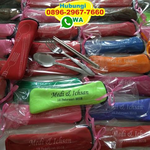 souvenir sendok garpu cantik 50995