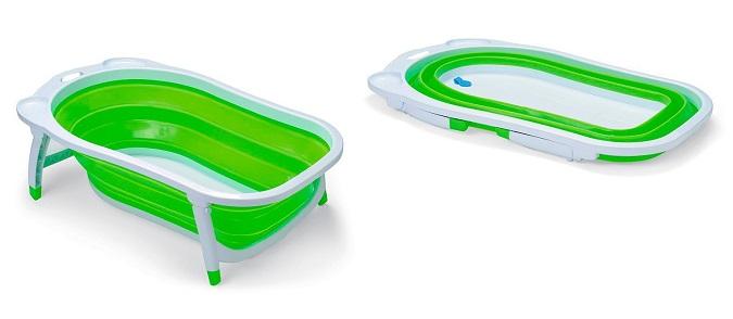 Comprar bañeras plegables para bebé