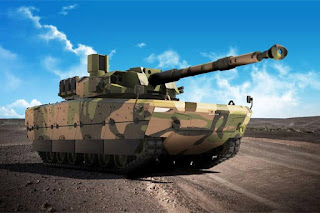 Medium Tank PT Pindad dan FNSS