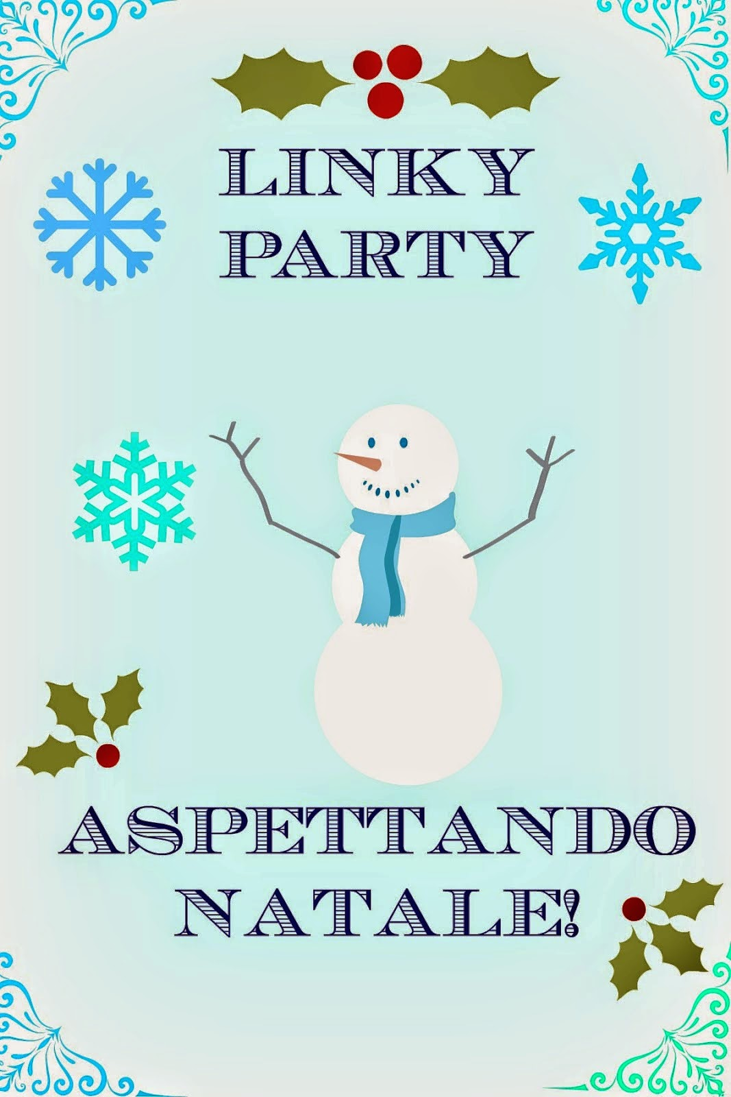 LINKY PARTY ASPETTANDO NATALE
