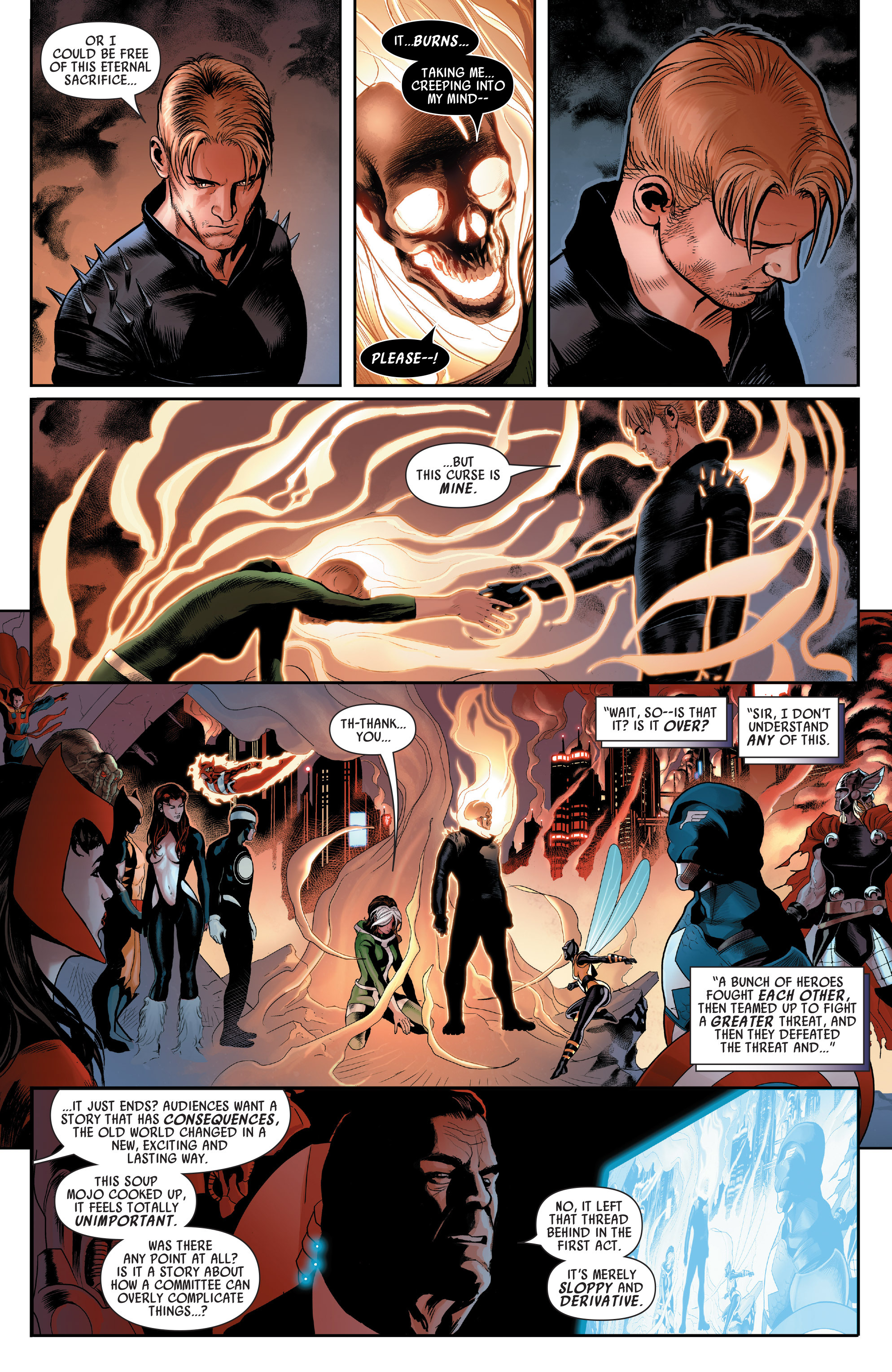 Read online Uncanny Avengers (2012) comic -  Issue # Annual 1 - 32