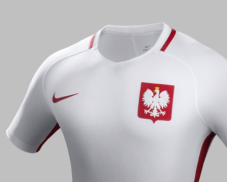 Jersey Polandia EURO 2016
