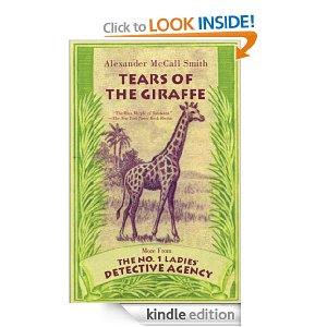 Tears Of The Giraffe Cover Art