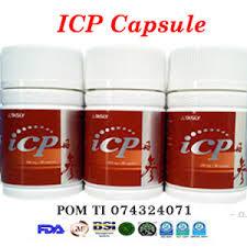ICP Capsule Obat Herbal Hipertensi