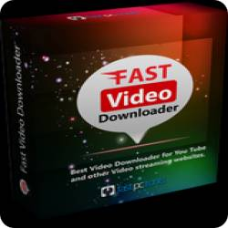 تحميل Fast Video Downloader 3.0.0.1 مجانا لتحميل الفيديو من المواقع مع كود التفعيل