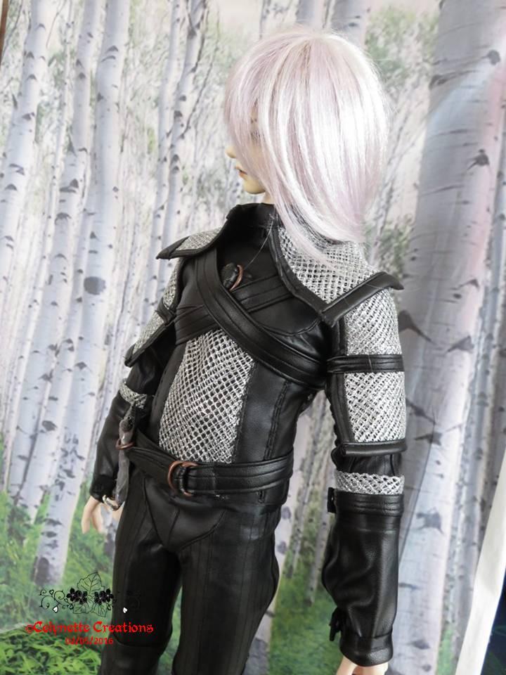 cosplay 3D en couture Diapositive11