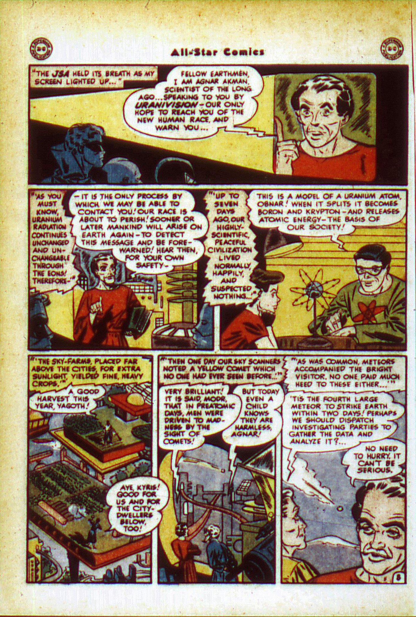 Read online All-Star Comics comic -  Issue #49 - 10