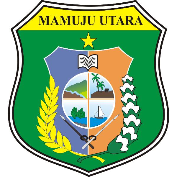 Logo Lambang Kabupaten Mamuju Utara