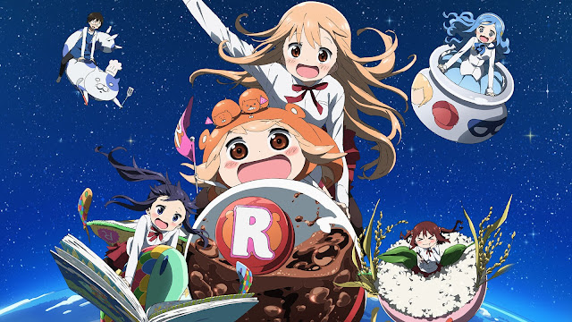 Download OST Opening Ending Anime Himouto! Umaru-chan R Full Version