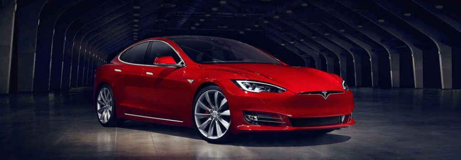 Tesla Motors New York Manhattan West 25th Street Car Dealers Nyc
