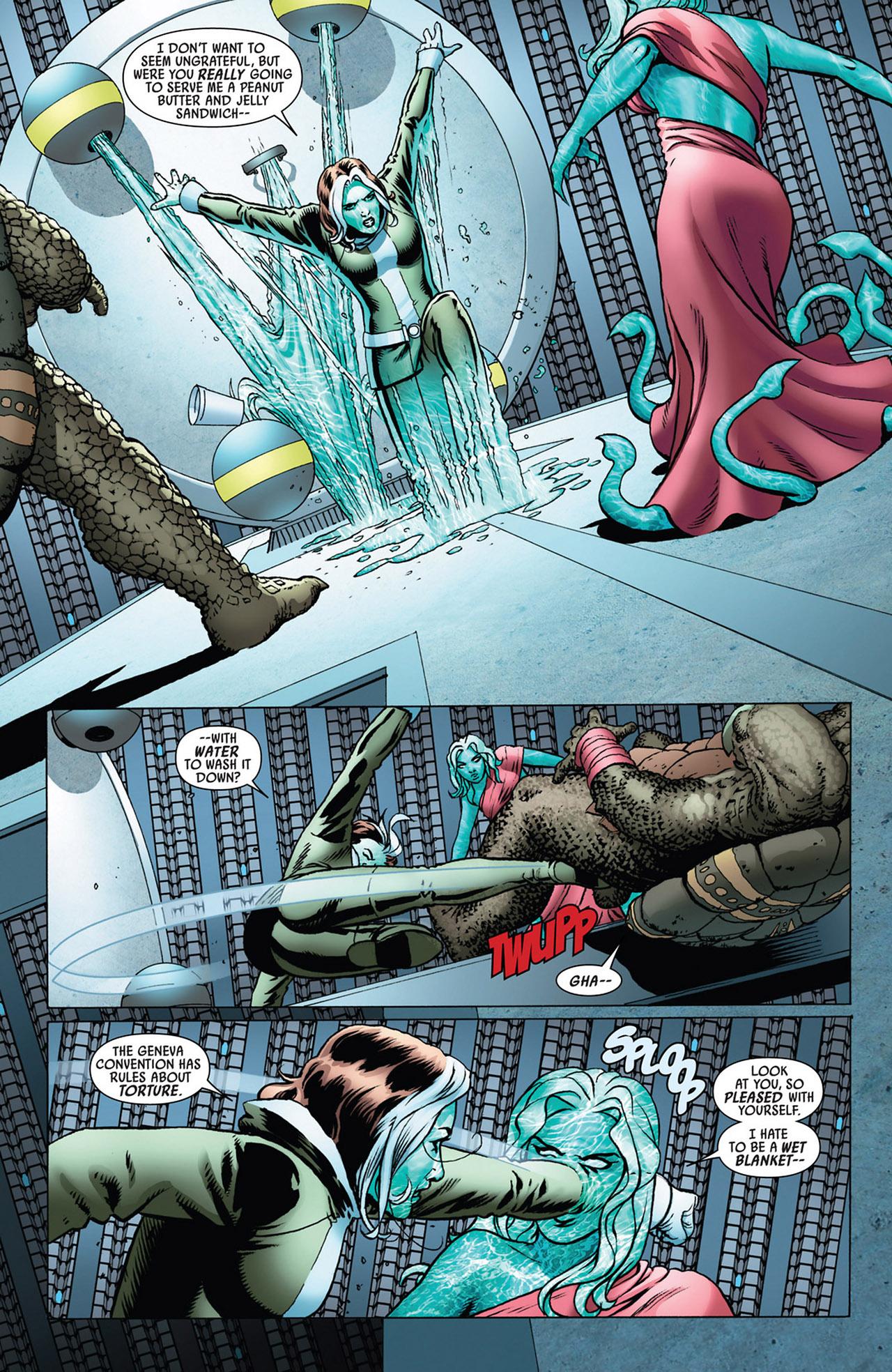 Read online Uncanny Avengers (2012) comic -  Issue #2 - 11