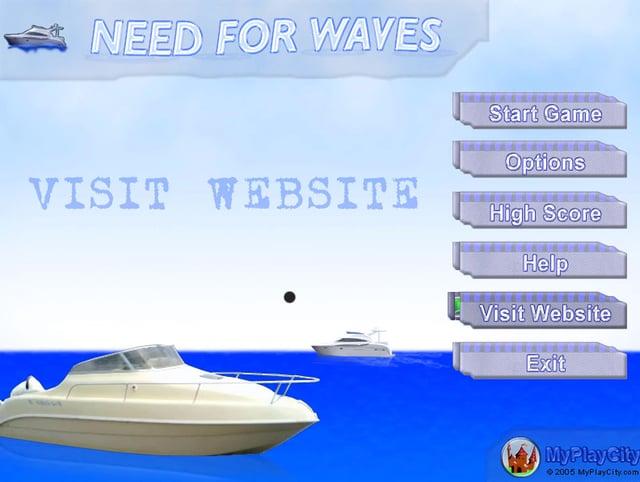 تحميل  لعبة سباق اللنشات Need For Waves للكمبيوتر اخر اصدار 2018 مجانا