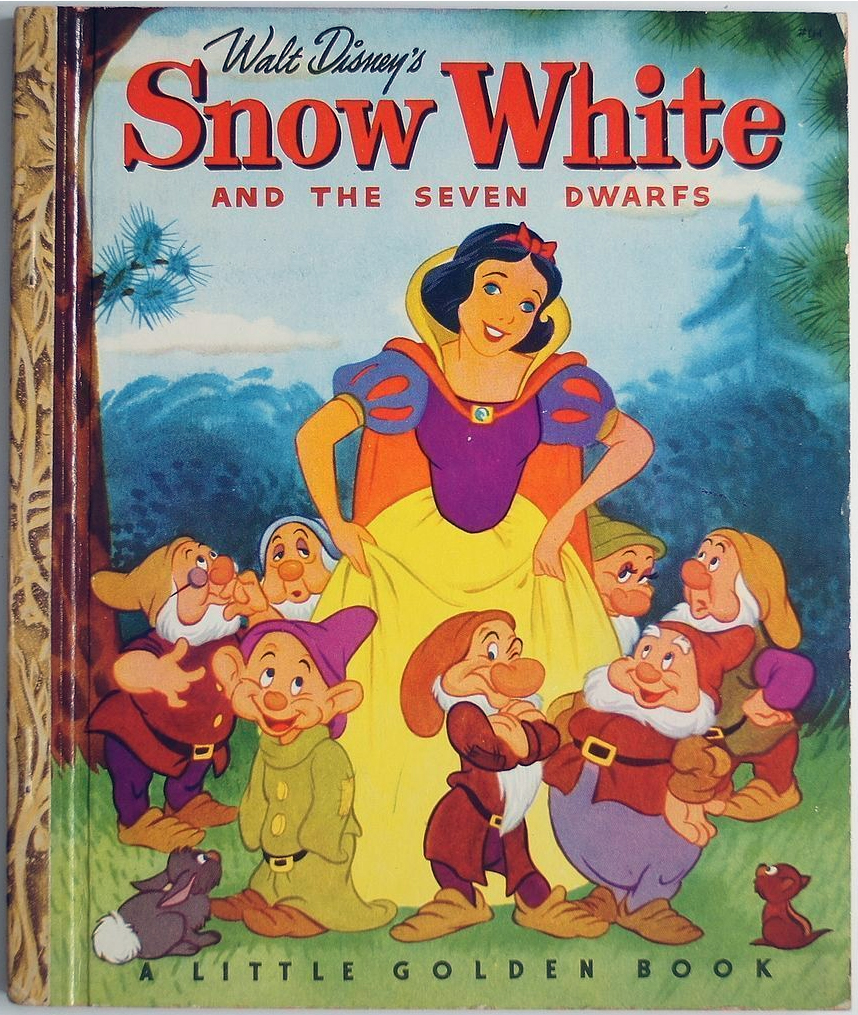 filmic light snow white archive 1948 snow white little