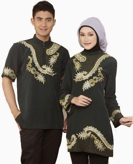 Supaya anda lebih mengetahui jelasnya tentang model baju muslim couple  berpasangan terbaru maka disini kami memberikan ulasan juga tentang gambar  baju ... e254be7a54