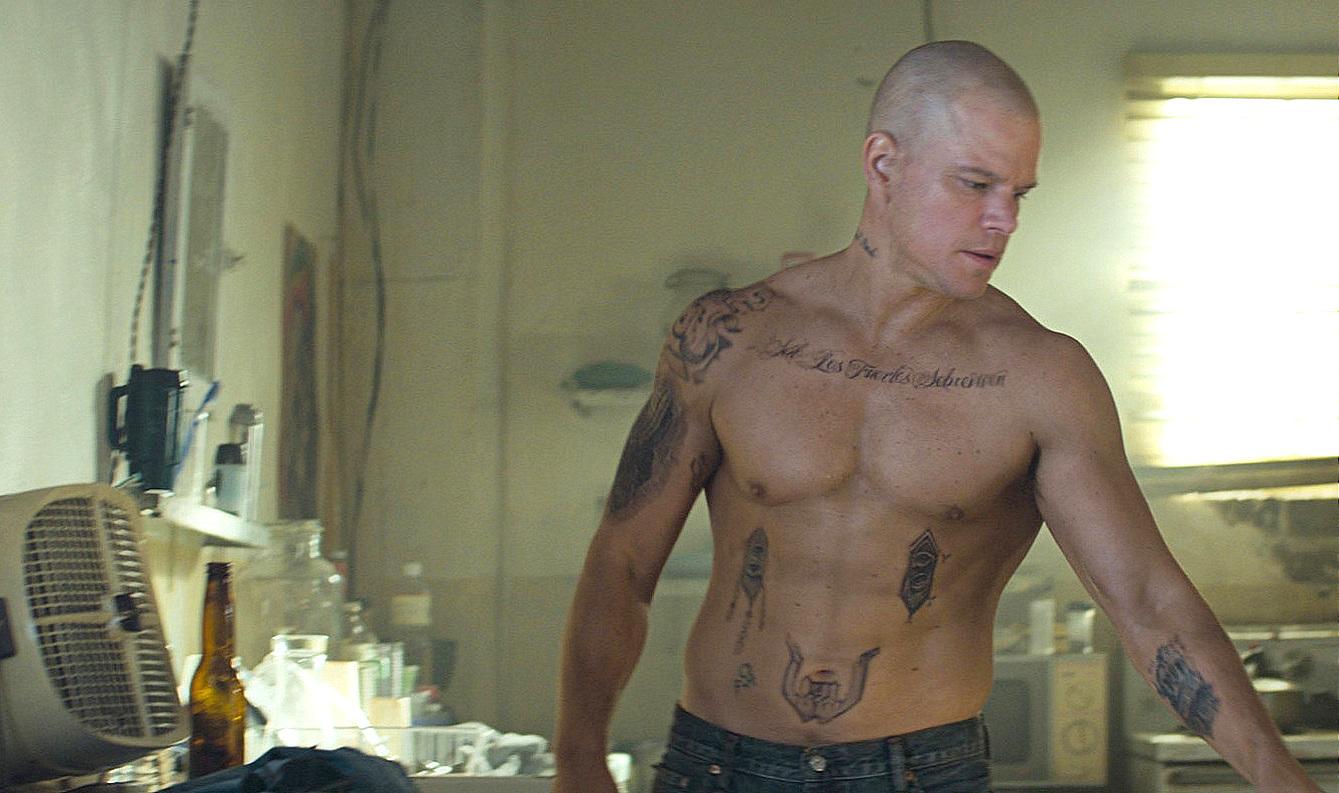 Matt damon naked pics