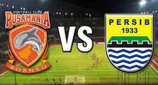 Jadwal Borneo FC vs Persib Bandung - Stadion Mulawarman Bontang 4 Oktober 2017