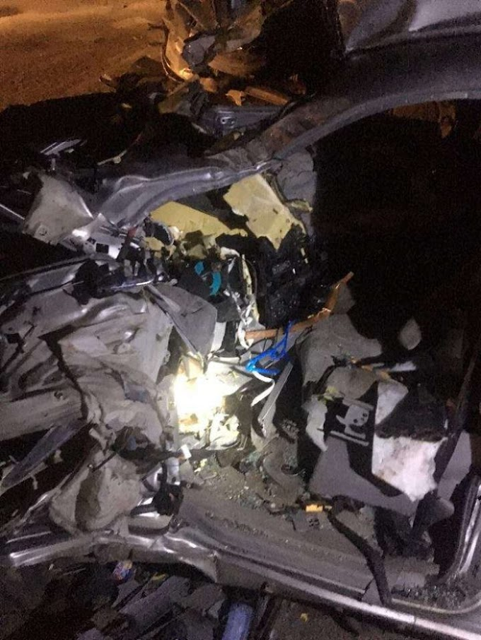Nigerian Singers Had A Fatal Accident And This Happened