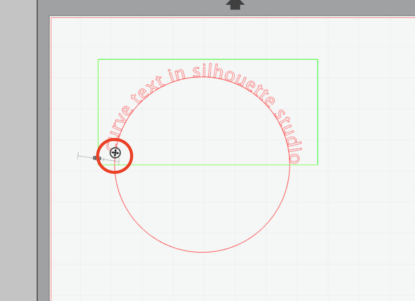 How to Make Text Curve in Silhouette Studio V4 {3 Step