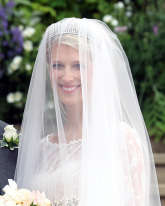 Looking Back At Gabriella Windsor's Royal Wedding Dress