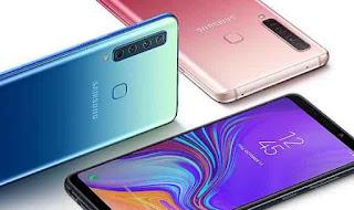 Cara Terbaru Flash Samsung Galaxy A50 via Odin