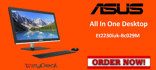Asus all in one desktop, online buy all in one asus desktop, online asus desktop, best of work and entertainment asus desktop, affordable price asus all in one desktop, attractive design asus all in one desktop