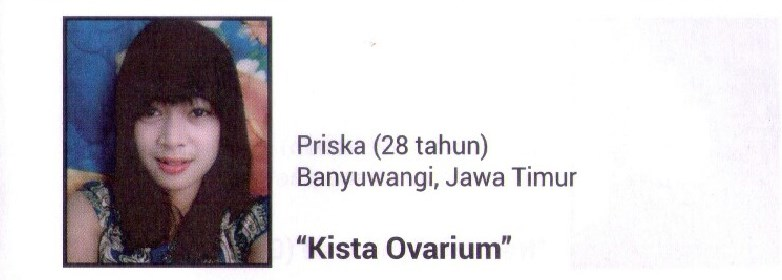 Bisnis Fkc Syariah - Testimoni Kista Ovarium