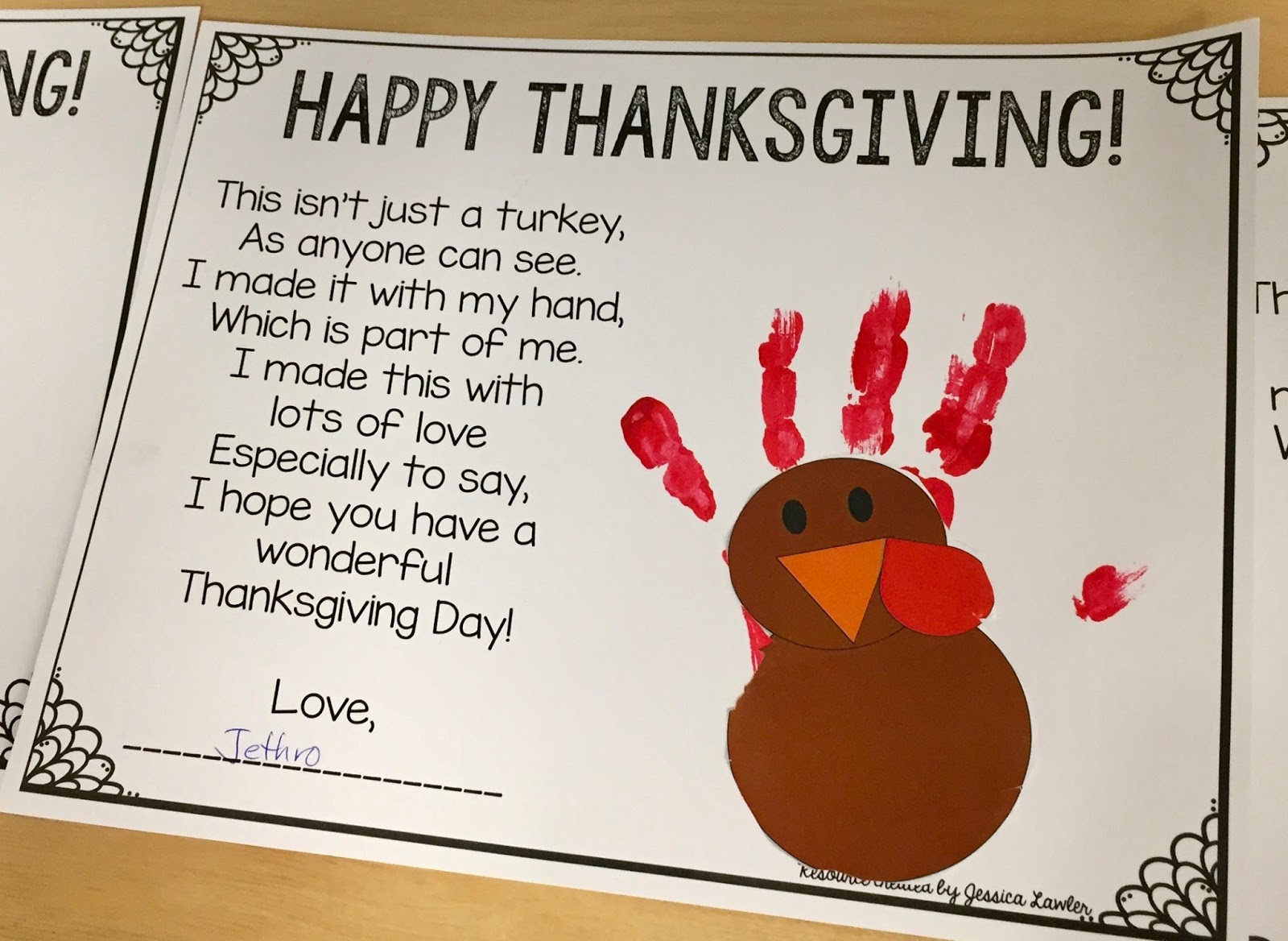 I M Thankful For Worksheet Preschool