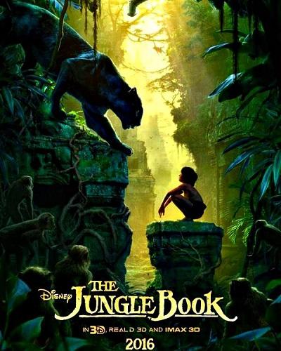 Indonesia sub jungle book film 2016