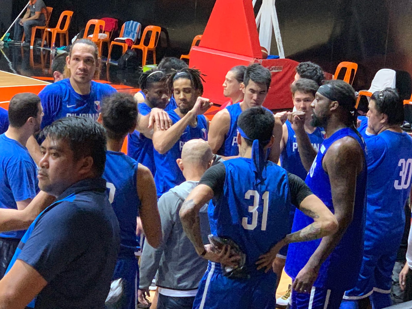 Gilas Pilipinas def. Adelaide 36ers, 92-83 in tuneup game | August 23