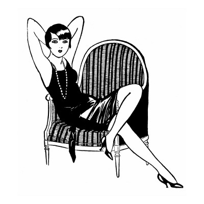 INFATUATION:: My little Fascination with Flappers