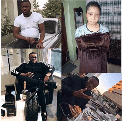 Must SEE: 20-year-old FUTO Student Apprehended For Killing Her ex-boyfriend