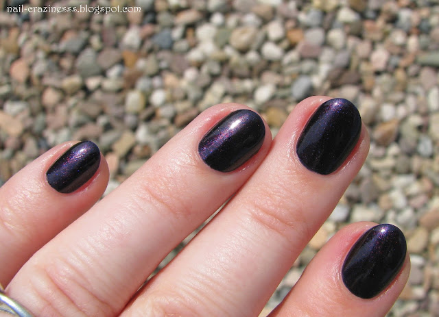 galaxy | lakier do paznokci | no. 7| nail polish swatch