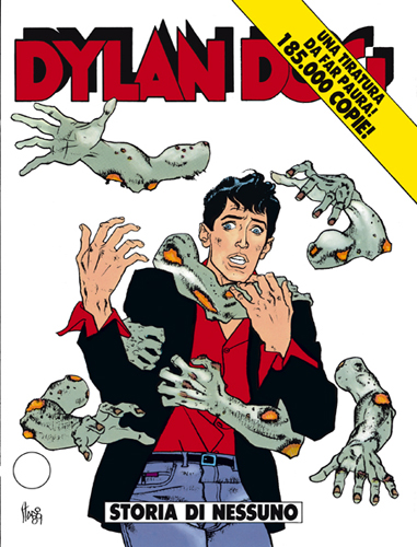 Dylan Dog (1986) 43 Page 1