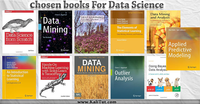 Top  Data Science Books