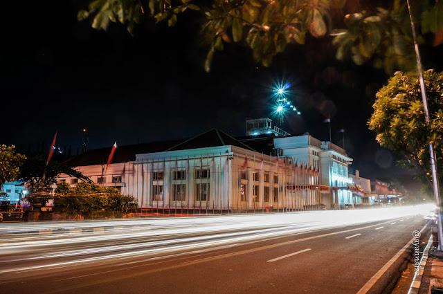 Wisata Sejarah ke gedung merdekan bandung