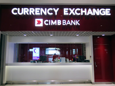 CIMB Bank Currency Exchange KLIA2 | KLIA2.info