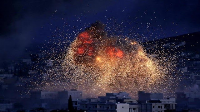 Rusia insta a la ONU a estudiar uso de fósforo blanco en Siria