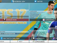 Download First Touch Soccer 2017 Mod Apk+Data Android Terbaru