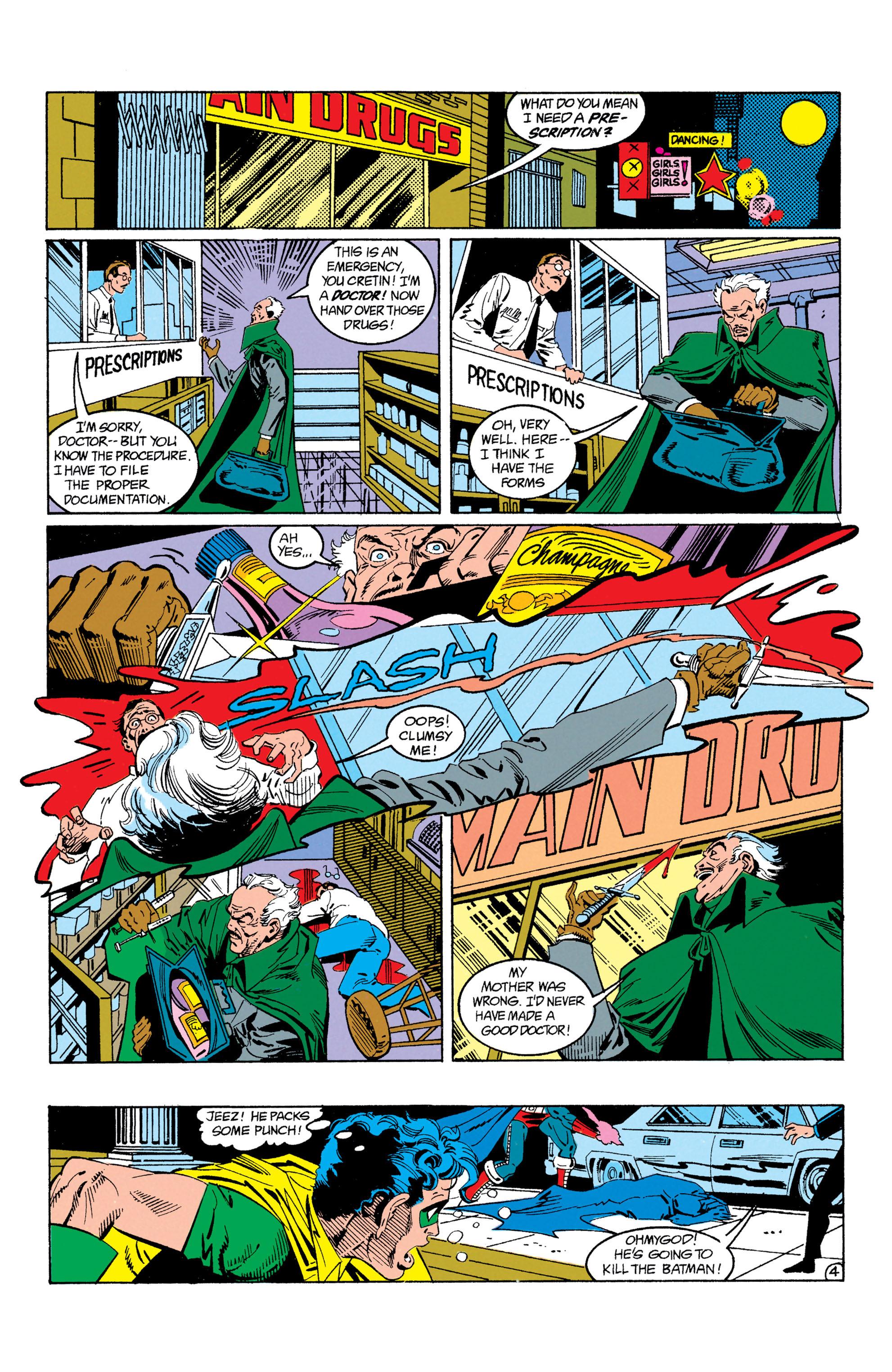 Detective Comics (1937) 606 Page 4