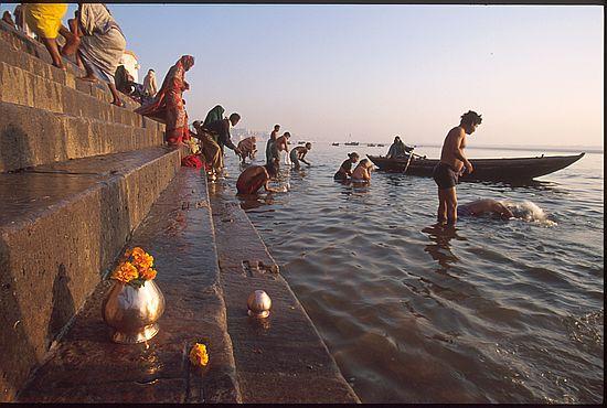 My trip to India - a spiritual retreat