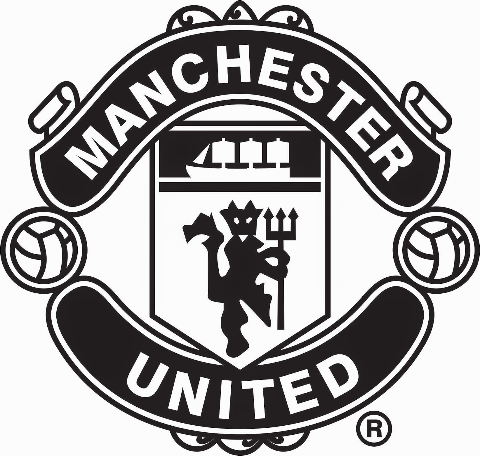 MANCHESTER UNITED LOGO VECTOR (AI,EPS,CDR) FREE DOWNLOAD