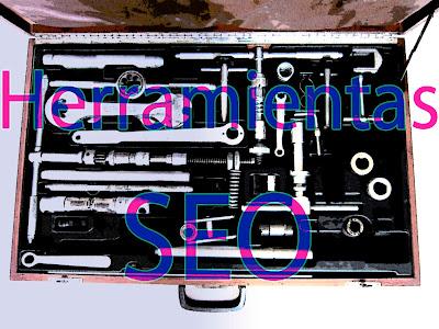 caja de herramientas seo