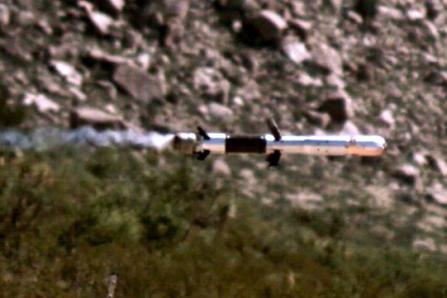 Raytheon повідомила про завершення випробувань «розумного» боєприпасу