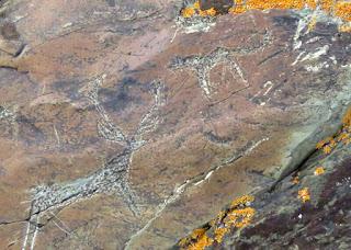 На Алтае обнаружены уникальные петроглифы, курганы скифов и балбалы (фото)