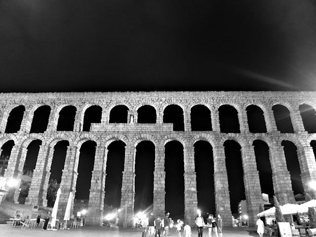 sevärt i Segovia