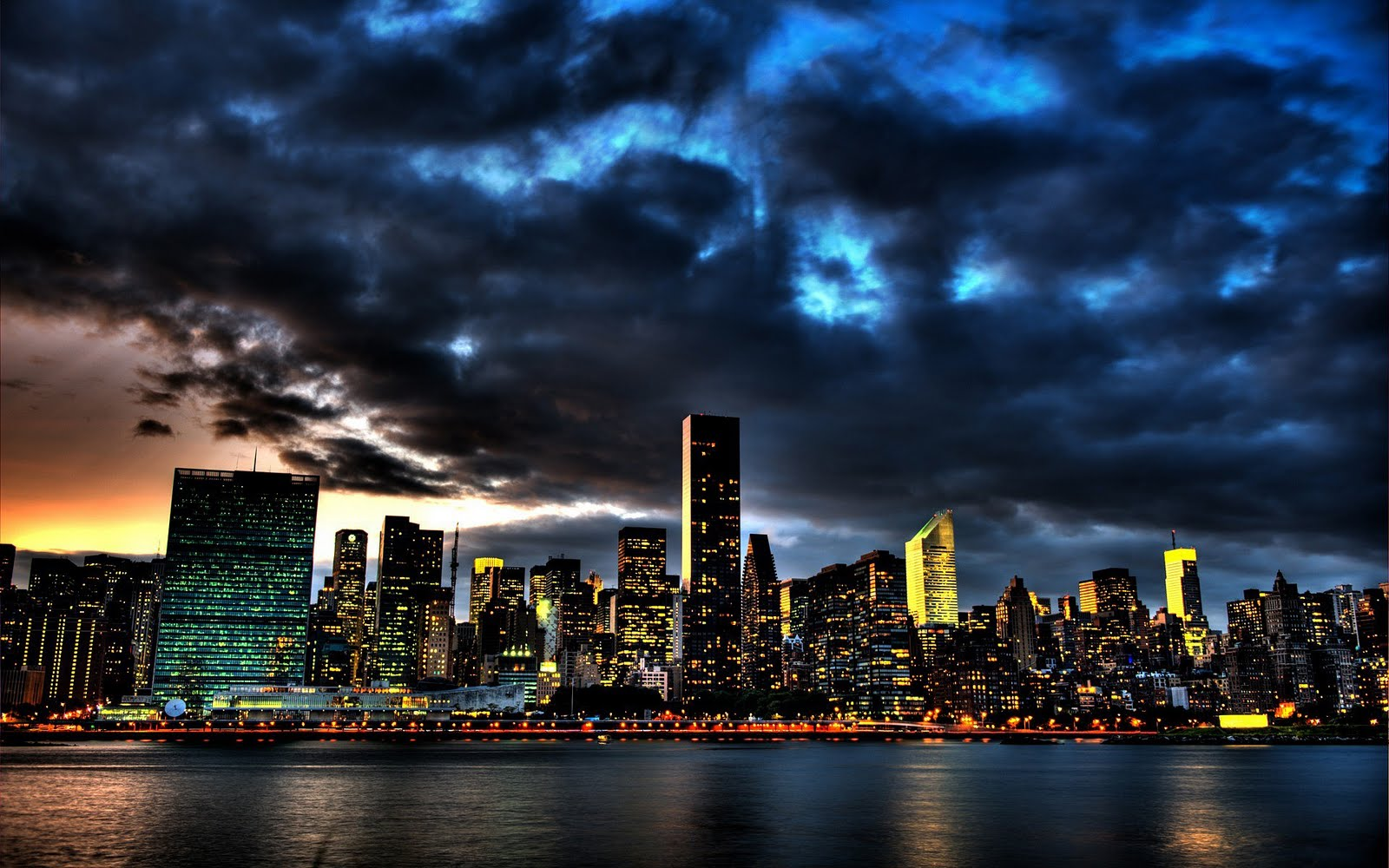 New York Achtergronden - HD Wallpapers